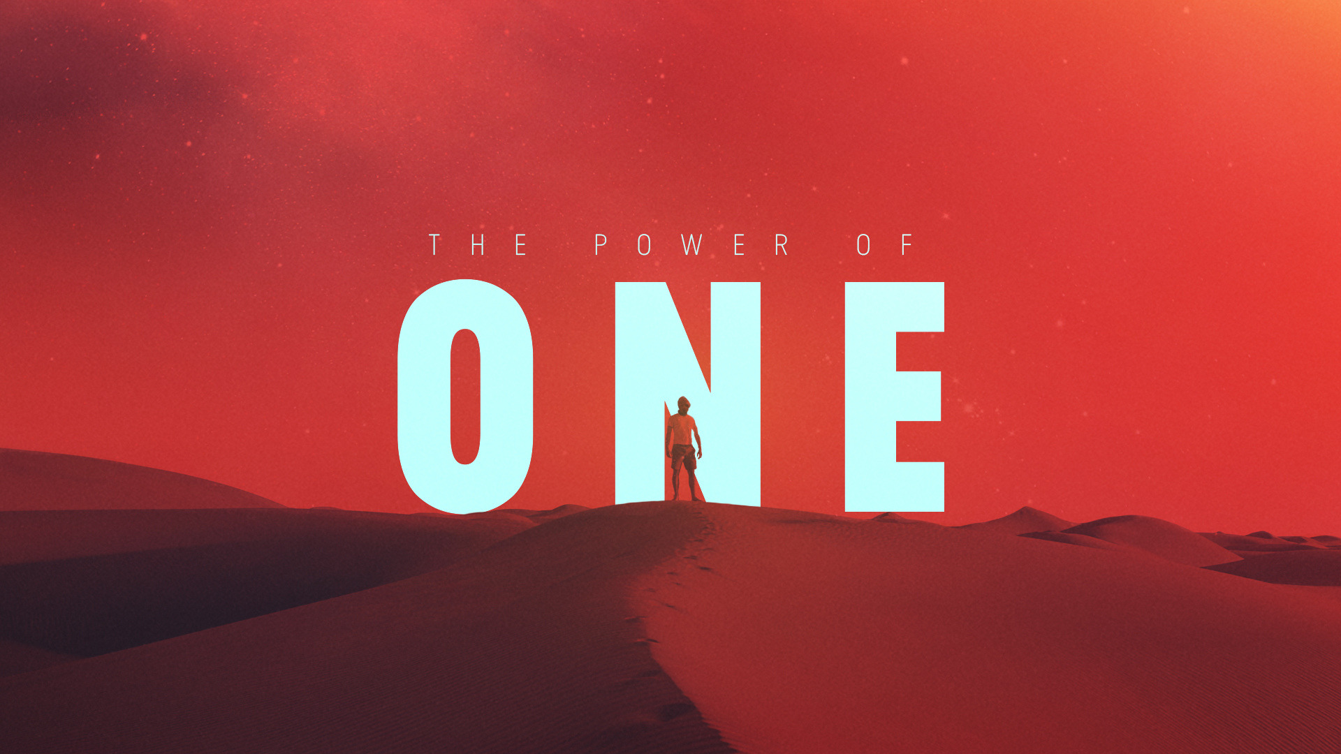 The Power of One - Part 1 Image