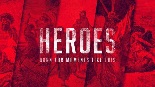 Heroes - Part 6 Image